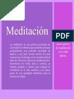 Ejercicios y Tecnicas de Meditacion