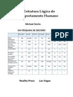 Starks, Michael - A Estrutura Lógica do Comportamento Humano (Portuguese Edition)-Reality Press (2020).pdf