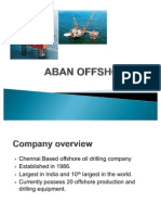 ABAN OFFSHORE Presentation