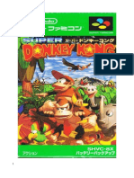 Guía - Donkey Kong Country (SNES)