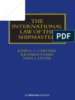 The International Law of the Shipmaster-Informa Law from Routledge (2009).pdf