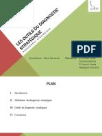 Les outils du diagnostic stratégique