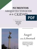 MONUMENTOS ARQUITECTONICOS