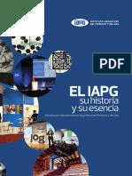 El IAPG - Su historia y su esencia  - 60 Aniversario - 2017.pdf
