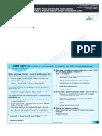 2020 Census Sample Questionnaire