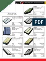 01.0) Filtros de Aire Automotriz Catalogo 2017SEP05.pdf