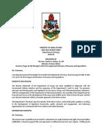 200302 HD 89-Budget Statement 2020-2021 Head 89 FINAL