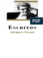 Lacan. J. Escritos I y II.