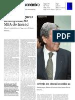 Aluna Portuguesa Distinguida de 5jan
