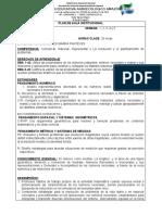 PLAN DE AULA MATEMATICAS 11 - PERIODO 1 (2)