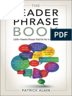 (BusinessPro collection) Alain, Patrick - The leader phrase book _ 3000+ powerful phrases that put you in command-Career Press (2012).epub