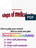 #steps of medical call