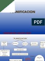DESCRIPCION PLANIFICACION