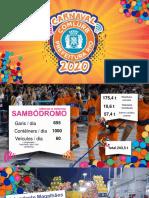 Balanco Carnaval 2020