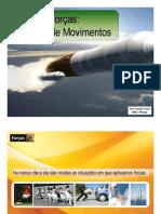 PP - Forças - causas de movimento