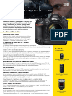 Nikon Leaflet d6 Web It IT--Original
