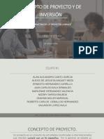 PROYECTOS Y DE INVERSION.pptx