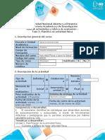 Guía de actividades y rúbrica de evaluación - Fase 3. Planifico mi actividad física (2).docx