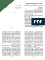 funciones ejecutivas- articulos y esquemas
