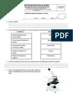 Evaluación La-Célula-y-Sus-Partes
