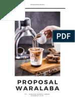 1.4 Proposal Franchise Kopi Lain Hati