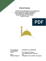 Proposal Renovasi Musholla.doc