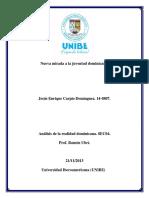 204285217-Situacion-de-la-Juventud-Dominicana.docx