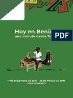 Hoy en Benìn_una mirada desde Togo