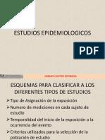 3. Estudios Epidemiologicos