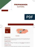Aula 8 - Propaganda Eleitoral.ppt