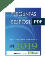 P&R IRPF 2019 - v 1.2 - 2019.07.01 - Versão Limpa (altera 694).pdf