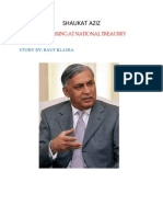 Shaukat Aziz Lootings