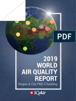 World Air Quality Report 2019