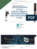 Línea Del Tiempo De Dispositivos Móviles - ppt descargar