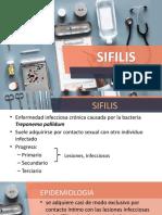 sifilis, gonorrea y linfogranuloma acuminado
