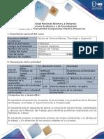 Guía de actividades y rúbica de evaluación Fase 4 - Desarrollar Componente Práctico Presencial