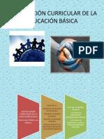 ARTICULACIÓN CURRICULAR DE LA EDUCACIÓN BÁSICA.