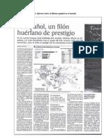 Lengua-Informe Sobre El Español