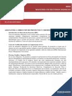 plan-de-estudios-Maestria Recursos hidricos