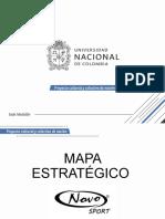 NOVOSPORT mapa estrategico maqueta
