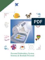 PE 190D Manual