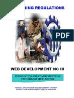 TR - Web Development NC III.pdf