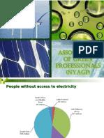 NYAGP Solar Market