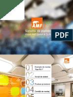 Prezentare AMF - Seminar ARABESQUE 2019