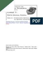 Simulado LX - PCF Área 6 - PF - CESPE