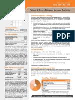Cohen & Steets- Dynamic Income 2020-1