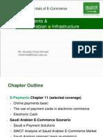 E Payments Saudi Arabian E Infrastructure