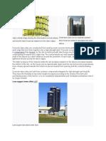 Concrete stave silos