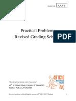IChO2017_PracticalTasks_GradingScheme