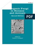 (Mycology Series 16) D.H. Howard-Pathogenic Fungi in Humans and Animals-Marcel Dekker (2003)